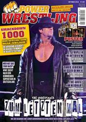 Power-Wrestling issue Oktober 2018