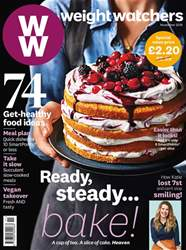 Weight Watchers magazine UK issue November 2018