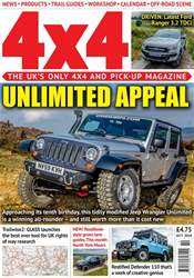 4x4 Magazine issue October 2018