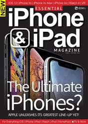 Essential iPhone & iPad Magazine inc. BDM's iOS Guides issue Issue 1 - Oct Nov 2018