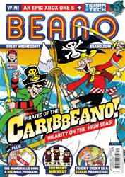 The Beano issue 22nd September 2018