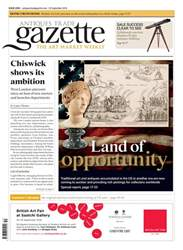 Antiques Trade Gazette issue 2359