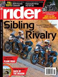 Rider Magazine issue November 2018