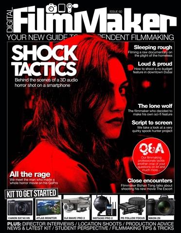 Digital FilmMaker issue DFM issue 60