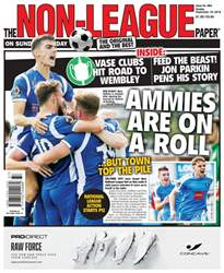 The Non-League Football Paper issue 16th September 2018