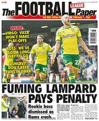 The Football League Paper issue 16th September 2018
