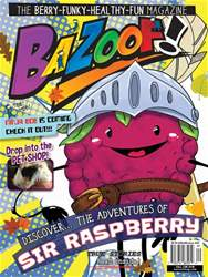 BAZOOF! issue Fall Fun #64