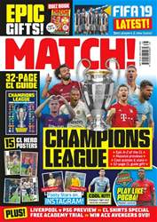 Match issue 18/09/2018