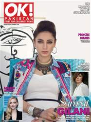 OK Magazine Pakistan issue September 2018, Issue 53