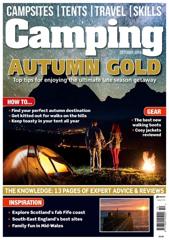 Camping issue October