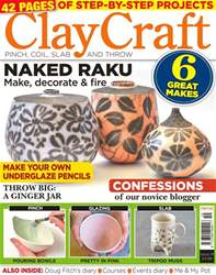 ClayCraft issue Issue 19