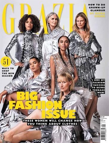 Grazia issue Issue 696