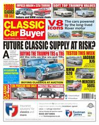Classic Car Buyer issue 19th September 2018