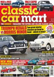 Classic Car Mart issue November 2018