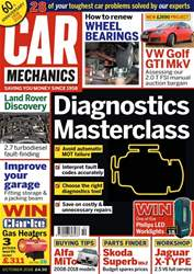 Car Mechanics issue October 2018