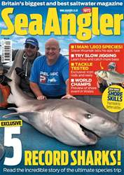 Sea Angler issue Issue 562