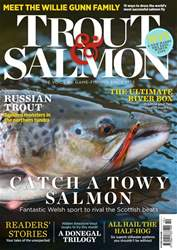 Trout & Salmon issue October 2018