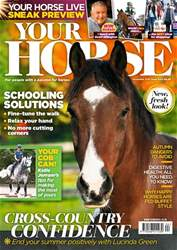 Your Horse issue November 2018