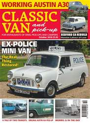 Classic Van & Pick-up issue October 2018
