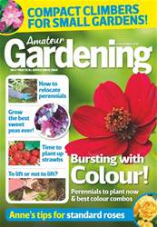 Amateur Gardening issue 22nd September 2018