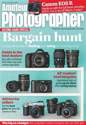 Amateur Photographer issue 22nd September 2018