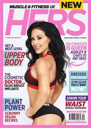 Muscle & Fitness Hers issue Oct / Nov 2018