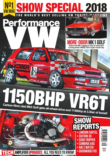 Performance VW Preview