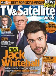 TV & Satellite Week issue 22nd September 2018