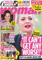 Woman issue 24th September 2018