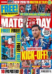 Match of the Day issue Issue 523