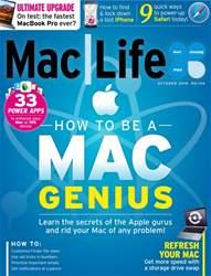 Mac|Life issue October 2018