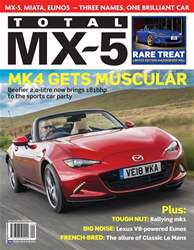 Total MX-5 issue Autumn 2018
