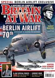 Britain at War Magazine issue   October 2018