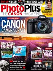 PhotoPlus issue October 2018