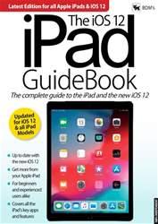 iOS 12 iPad Guide issue iOS 12 iPad Guide