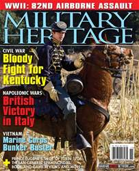 Military Heritage issue November 2018