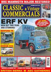 Classic & Vintage Commercials issue October 2018
