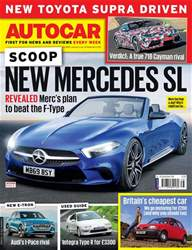 Autocar issue 19th September 2018