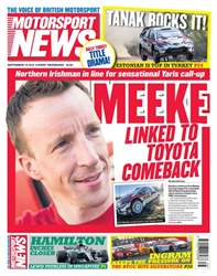 Motorsport News issue 19th September 2018