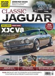 Classic Jaguar Magazine Cover
