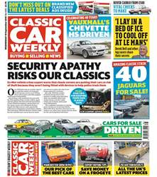 Classic Car Weekly issue 19th September 2018