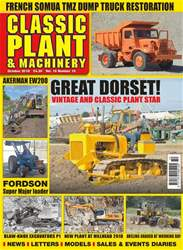 Classic Plant & Machinery issue October 2018
