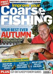 Improve Your Coarse Fishing issue Issue 342