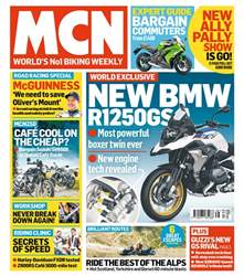 MCN issue 19th September 2018
