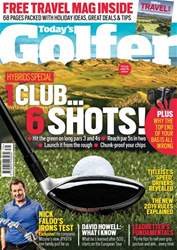 Today's Golfer issue November 2018