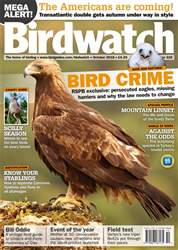 Birdwatch Magazine issue October 2018