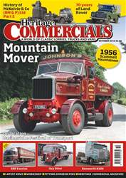 Heritage Commercials Magazine issue October 2018