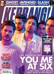 Kerrang issue 22/09/2018