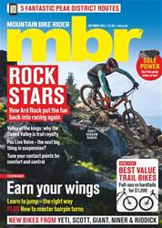 Mountain Bike Rider issue October 2018