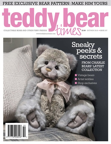 Teddy Bear Times issue Issue 237